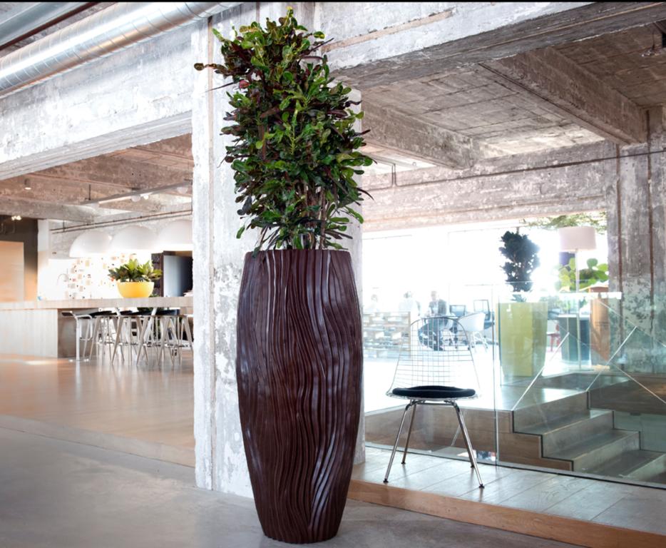 Plantas para oficinas jardineras - Jardineras de interior ...
