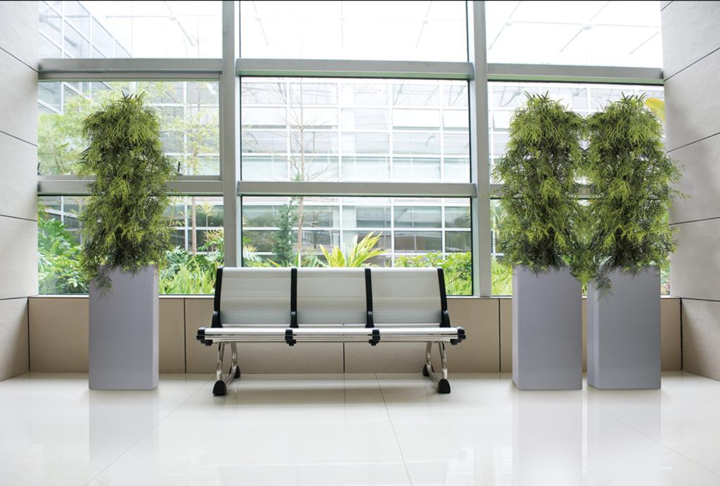 Atractivo jardineras para interiores ilustraci n ideas for Jardineras para interiores